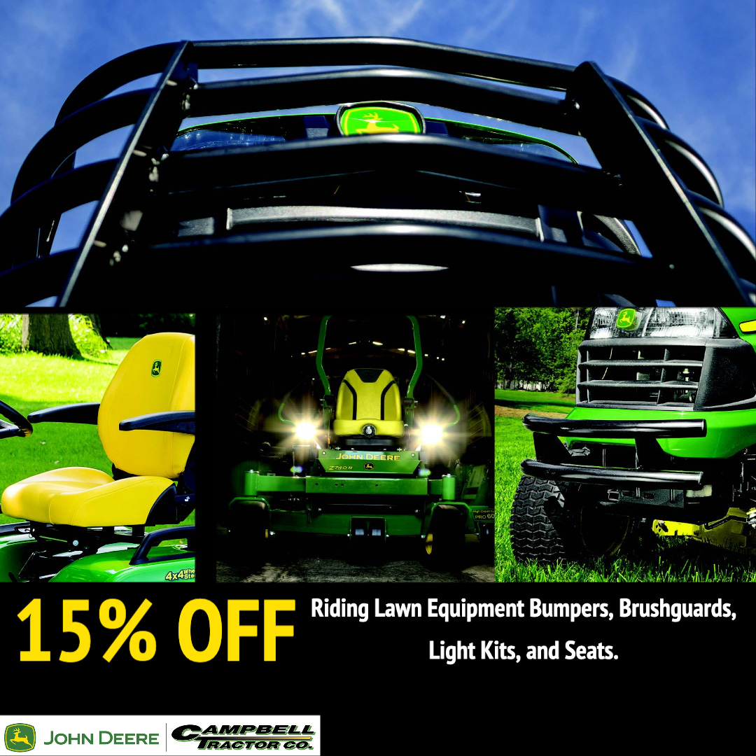 Parts Promotions Campbell Tractor Company