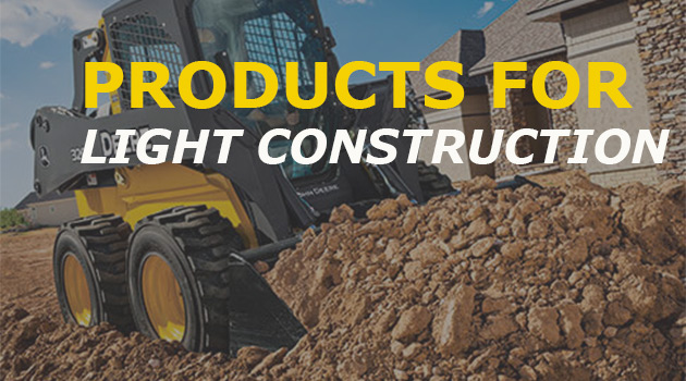 Products for Light Construction