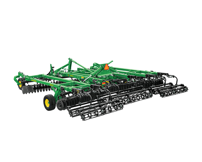used tillage