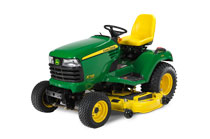 DIY Maintenance Lawn Tractors
